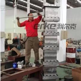 双螺杆挤出机135造粒机机筒,各种挤出机料筒加工-科尔克