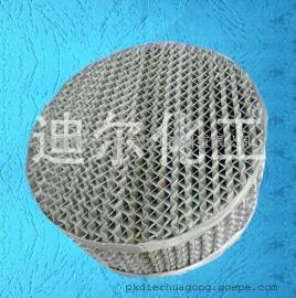 金属丝网波纹