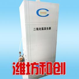 HCX环星系列高纯二氧化氯发生器200g/h