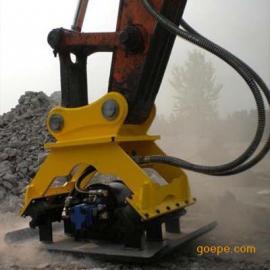 挖掘机液压夯实器 液压夯 液压夯实器 夯实能手 挖掘机平板夯