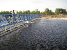 中心传动刮吸泥机(全桥式|单管半桥式)