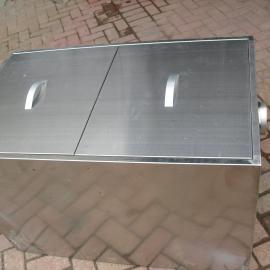 不锈钢油水分离器,餐饮业油水分离器