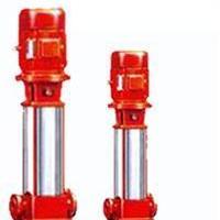 消防泵:XBD-(I)立式多�管道消防泵,高�P程消防栓泵��淋泵