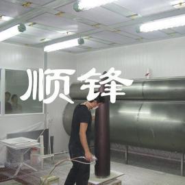 供应家私厂喷涂室