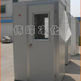 QS认证风淋室 彩钢板风淋 净化风淋室 风淋室