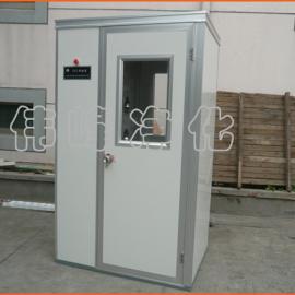 单人彩钢板风淋室FLS-1A,QS认证风淋室 常规风淋房