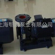 卧式管道增压泵|锅炉循环泵|单级单吸增压泵