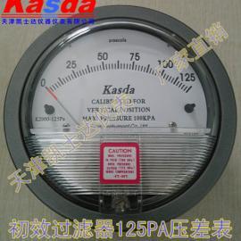 空�{系�y初效�^�V器阻力K2000-125/250PA�L�罕�