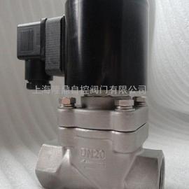 工厂销售LD72系列活塞式不锈钢电磁阀,蒸汽电磁阀,隆鼎电磁阀