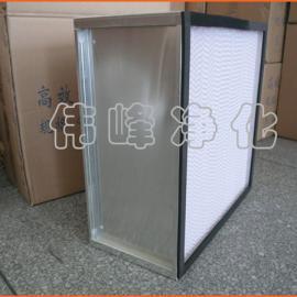 铝框空气过滤器 1260*630*220 高品质高效
