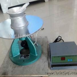 混凝土搅拌站试验仪器之水泥胶砂流动度测定仪,电动跳桌