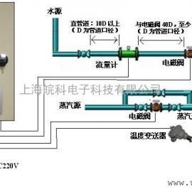 搅拌机联动加水装置