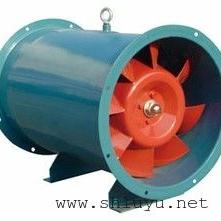 GXF斜流管道风机
