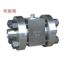 *生产国标对焊高压球阀Q61N-320