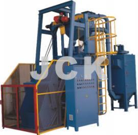 低压铸造件抛丸机