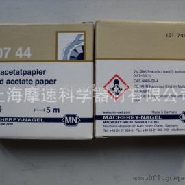 德国MN  醋酸铅试纸测H2S S2- 货号90744 每卷5米 7MM宽 *低含量