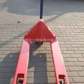 3吨手拉鸿福叉车