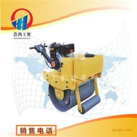 *好操作的大单轮重型压路机 大轮径手扶式压路机销售量*