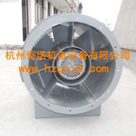 生产订做SJG防爆防腐斜流通风机各种机型参数和尺寸