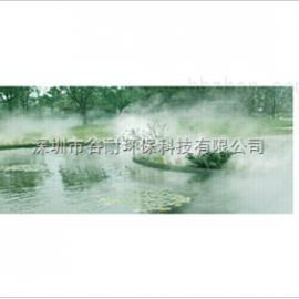 海珠人工造雾工程
