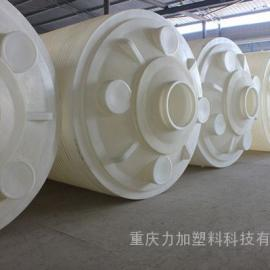 湘西自治州30吨污水PE水箱水塔
