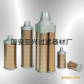 制氧机消音器滤芯的选用及特性