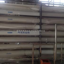 每小时1吨至50吨大型电镀厂用反渗透超纯水设备