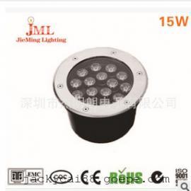 LED15W地埋灯 LED墙角灯 LED埋地灯 广场射灯
