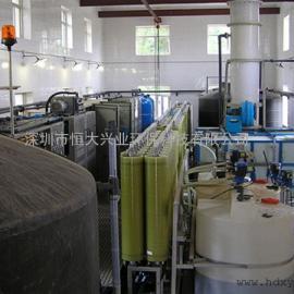 环保政策要求执行工业废水电镀废水零排放工程HD15-LD