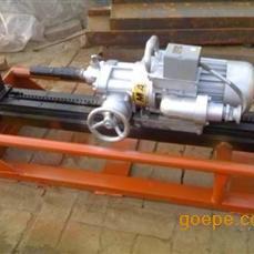 三相电水钻顶管机 穿越公路速度快 非开挖施工必备