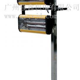 强鑫小型二灯红外线短波移动烤漆灯 移动烤漆灯