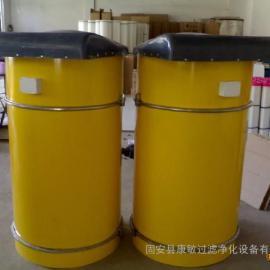 供应滤筒振动式除尘器的特点