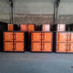 喷漆漆雾净化设备、喷漆废气处理设备厂家