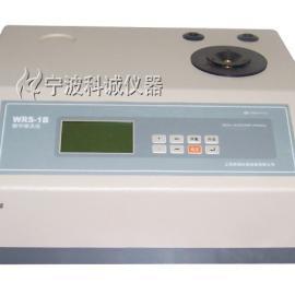 易测WRS-1B数字熔点仪
