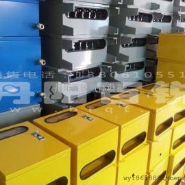 二氧化碳气源接头箱生产厂家