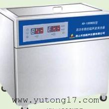 台式单槽式高频率数控超声波清洗器KH-1000KDB(40L)