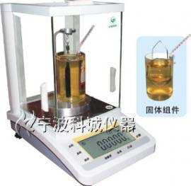 FA-J系列电子密度分析天平