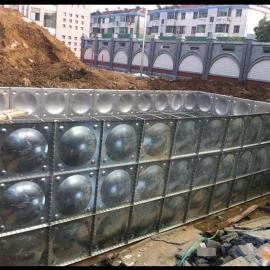 不锈钢水箱 消防水箱 保温水箱 装配式水箱