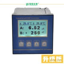 工业在线pH计ORP计 废水污水酸碱度正负电位检测仪 同时监测