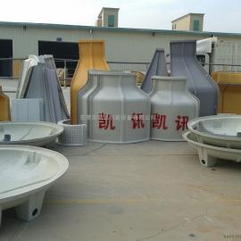 工厂直销冷却塔 空压机、注塑机、油压机专用冷却塔