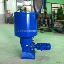 ZPU型电动润滑泵 qi东润滑泵