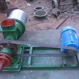 玉米制粉机型号小麦小米磨粉机家用小型磨头式磨面机