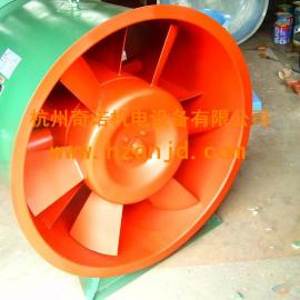HTF消防耐高温排烟轴流风机 耐高温送排通风机HTFN10