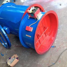 消防排烟专用风机电动排烟防火阀防火排烟阀HTF-9