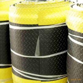 柳叶纹抗疲劳地垫厂家 20MM抗疲劳地垫 不臭防静电胶皮厂