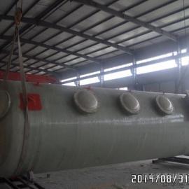 烟气脱硫塔/锅炉净化设备/玻璃钢脱硫塔