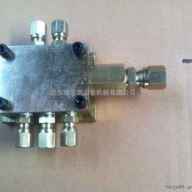 启东宏南供应TLR,JS,AJS油气分配器 智能分配器