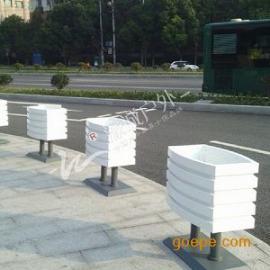 供应园林园艺塑木花箱