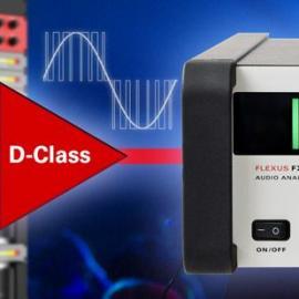 FX100音频fenxi仪Dleigong放测试