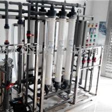 洁涵水处li设备―3T/H UF超滤系统
